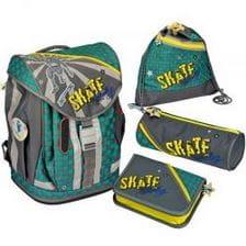 Школьный рюкзак Spiegelburg Skateboarding Flex Style с наполнением
