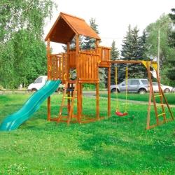 Детский городок Jungle Palace + Рукоход + сидушка