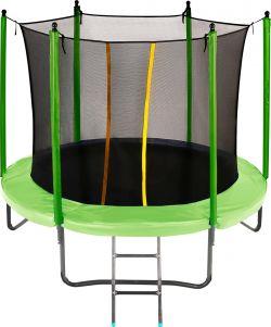 Батут JUMPY Comfort 8 FT (Green)
