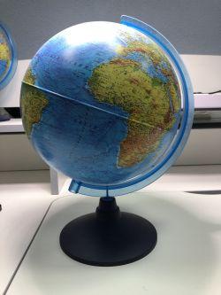Глобус Земли физический Globen 250 мм Классик Евро (образец)