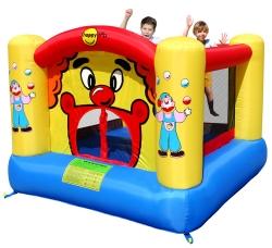Надувной батут Веселый Клоун 9001