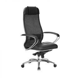 Эргономическое офисное кресло Metta SAMURAI SL-1.03 Black Plus