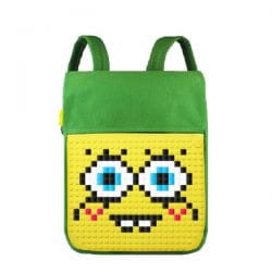 Пиксельный рюкзак Upixel Canvas Top Lid pixel Backpack WY-A005