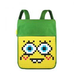Пиксельный рюкзак Canvas Top Lid pixel Backpack