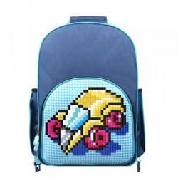Рюкзак пиксельный на роликах WY-A024 Super Class Rolling Backpack
