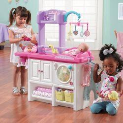 """Столик для игры в куклы Step 2 """"Будущая мама 2"""""""