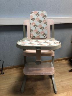 Детский регулируемый стул Brevi Slex Evo (образец)