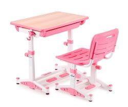 Комплект парта и стульчик Mealux LB-04 New