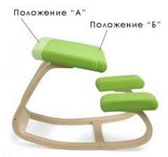 Коленный стул Smartstool Balance