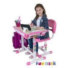 Растущая парта и стул FunDesk Bambino