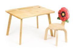 Комплект детской мебели Цветочек Мак