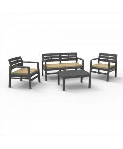 "Набор мебели для сада IPAE-PROGARDEN ""Java set"""