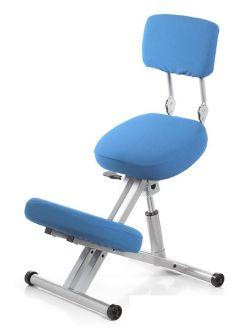 Коленный стул SmartStool KM01B с чехлом