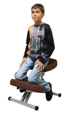 Коленный стул с газ-лифтом SmartStool KM01L
