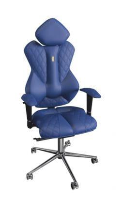 Роскошное кресло Kulik Royal (индивидуальная прошивка Design, 3D подголовник)
