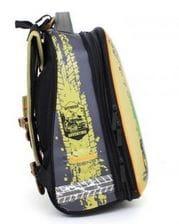 Черный ранец Hummingbird Offroad Adventure для мальчика (T59)