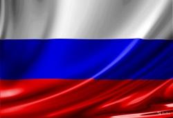 """Крыша из ткани Самсон к ДИП """"Российский флаг"""""""