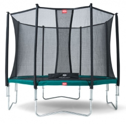 Батут Berg Favorit 270 + Safety Net Comfort D=270 см