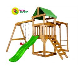 Детская игровая площадка Babygarden Play 3