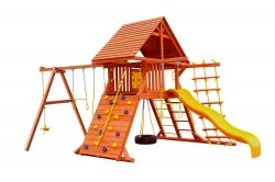 Качели PlayGarden Original Castle уличные