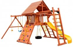 Качели PlayGarden Original Castle II уличные