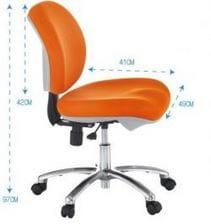 Подростковое кресло Galileo 707