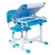 Комплект парта и стульчик Mealux EVO-08