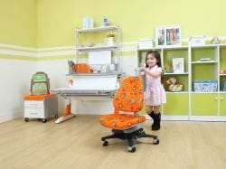 Стол парта для дошкольника ERGO-DESK / SOHO 2 TH333