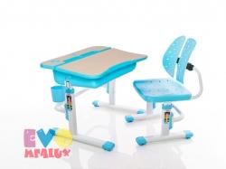 Комплект парта и стульчик Mealux EVO-03