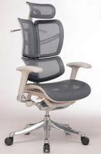 Анатомическое кресло с уникальной ортопедической спинкой Expert Fly