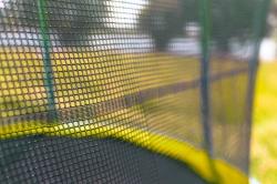 Защитная сеть со стойками для батута Kogee-Fun Sun 12'