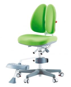Эргономичное кресло для ребенка TCT Nanotec Duoback Chair с подставкой для ног
