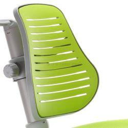 Комплект Comf-pro Стол Harvard без ящика с компьютерным стулом Conan и прозрачной накладкой на парту 65х45