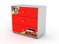 Комод Grifon Style на 3 ящика