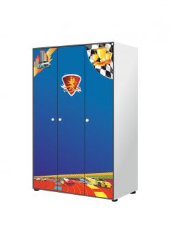 Трехдверный шкаф Grifon Style RX800