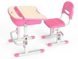 Комплект парта и стульчик Mealux EVO-02