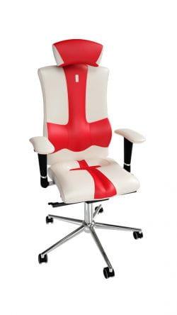 Офисное кресло Kulik Elegance (отделка Duo Color,3D подголовник)