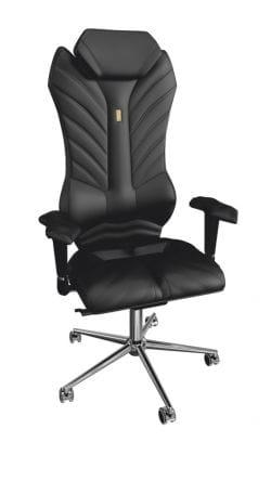 Офисное кресло Kulik Monarch (перфорация, инд. прошивка Aristo, 3D подголовник)