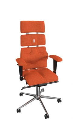 Дизайнерское кресло Kulik Pyramid (материал Азур)