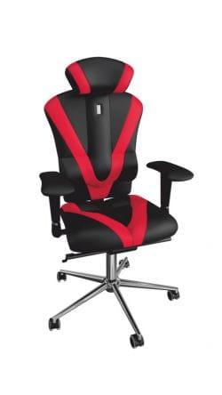 Офисное кресло победителя Kulik Victory (отделка Duo Color, 3D подголовник)