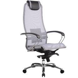 Эргономическое офисное кресло SAMURAI S-1.03 серый (образец)