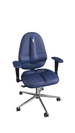 Офисное кресло Kulik Classic (синий)