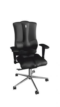 Офисное кресло Kulik Elegance (черный)