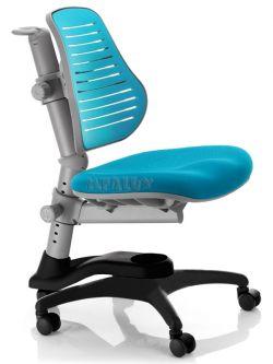 """Комплект Comf-pro Парта King Desk с креслом """"Oxford"""" (Оксфорд) C3 и прозрачной накладкой на парту 65х45"""