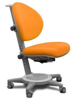 Комплект ДЭМИ Парта СУТ-15 120х55 см с креслом Cambridge и прозрачной накладкой на парту 65х45