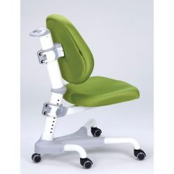 Комплект ДЭМИ Парта WHITE СТАНДАРТ СУТ-24К с креслом Champion и прозрачной накладкой на парту 65х45