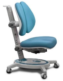 Комплект ДЭМИ Парта СУТ-15-03 120х55 см с креслом Stanford Duo и прозрачной накладкой на парту 65х45