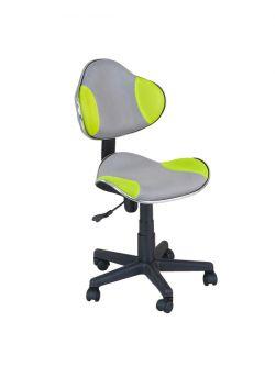 Комплект FunDesk Парта-трансформер Amare с креслом LST3 и прозрачной накладкой на парту 65х45