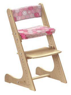 Комплект подушек для стула Конёк Горбунёк на спинку и сиденье