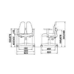 Кресло Duorest Standart DR-290
